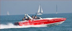Info om speedbådskort