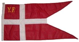 Lystbåde og flagning