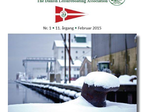 Fritidssejleren blad nr. 1 – 2015