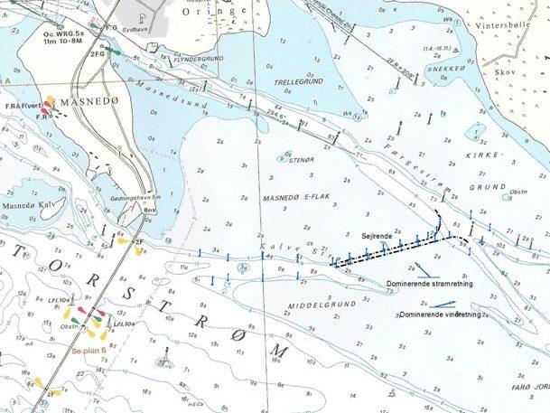 Information omkring lukning af Masnedsundbroen