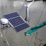 Solpaneler som energikilde ombord