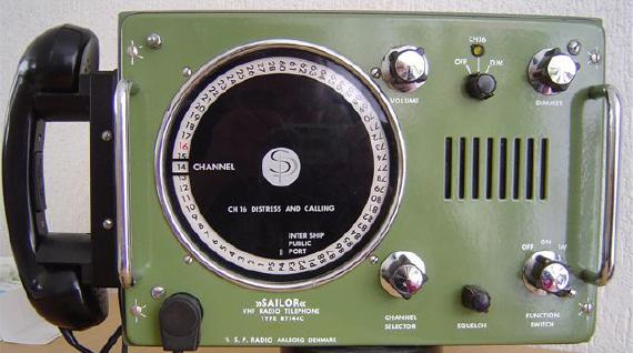 VHF – Vigtigt sikkerhedsudstyr